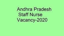 Staff Nurse Vacancy-Nellore-Recruitment 2020